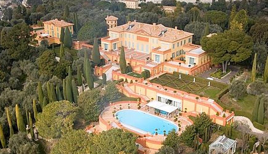 Vila Leopolda, Cote D'Azur