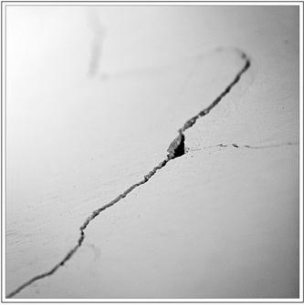 Prasklá zeď