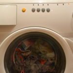 Stará pračka jako nová, stačí pořádně vyčistit