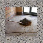 Příprava podlahy před položením nového povrchu