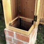 Jak postavit dřevěnou udírnu svépomocí