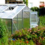 Výroba skleníku svépomocí