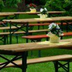 Proč jsou párty stany hitem mnohých zahrad?