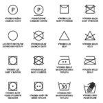 Naučte se symboly pro praní prádla