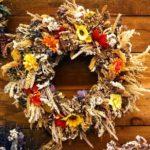 Jak udělat podzimní věnec