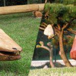 Jaké jsou dřevěné sochy motorovou pilou? Posuďte sami