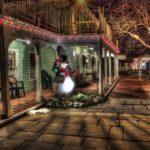 Vánoční výzdoba i vánoční osvětlení