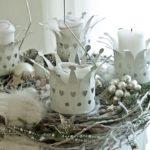 Vánoční výzdoba a dekorace bytu