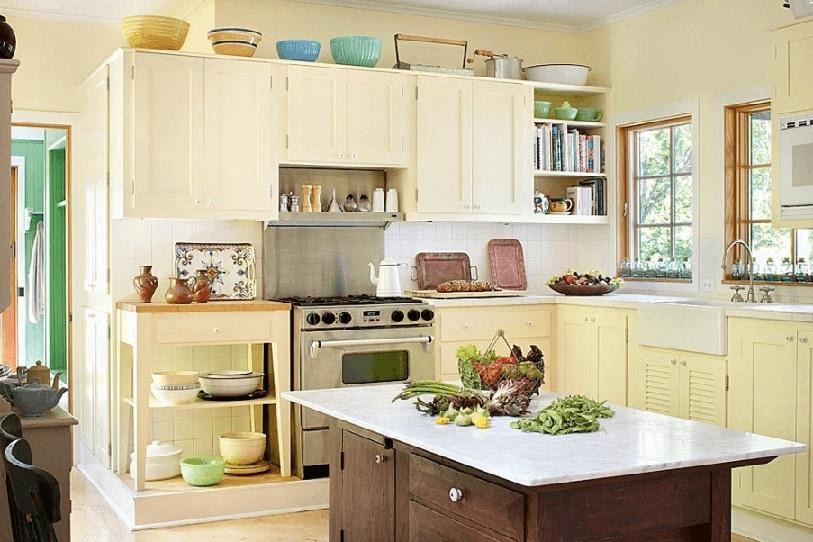 15 Tipů Jakou Zvolit Barvu Kuchyně Bydletsnadnocz