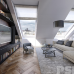 Inspirujte se luxusními byty
