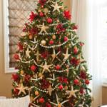 10 tipů jak ozdobit vánoční stromeček
