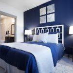 Modrá je dobrá. Jak sladit ložnici do modré barvy?